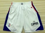 Scontate Pantaloncini NBA L.A.Clippers Bianco