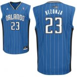Divise Basket Personalizzate NBA Orlando Magic NO.23 Mario Hezonja Blu