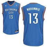 Divise Basket Personalizzate NBA Oklahoma City Thunder NO.13 James Harden Blu