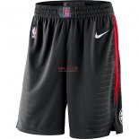 Scontate Pantaloncini NBA L.A.Clippers Nike Nero Statement