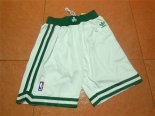 Scontate Pantaloncini NBA Boston Celtics Retro Nero