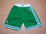 Scontate Pantaloncini NBA Boston Celtics Retro Verde
