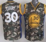 Divise Basket Personalizzate NBA 2013 Camuffare NO.30 Curry
