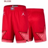 Scontate Pantaloni NBA 2020 All Star Rosso