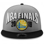 Scontate Cappelli NBA 2019 Finals Golden State Warriors Grigio
