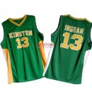 Divise Basket Personalizzate Kinston High School NO.13 Brandon Ingram Verde
