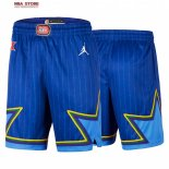 Scontate Pantaloni NBA 2020 All Star Blu