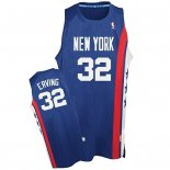 Divise Basket Personalizzate NBA Brooklyn Nets ABA NO.32 Erving Blu