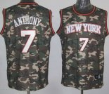 Divise Basket Personalizzate NBA 2013 Camuffare NO.7 Anthony