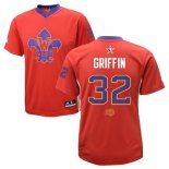 Divise Basket Personalizzate NBA 2014 All Star NO.32 Blake Griffin Rosso